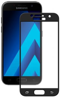 Защитное стекло Deppa 3D для Samsung Galaxy A3 2017 0.3 мм черный deppa для samsung galaxy a3 2016 nature дерево прозрачный