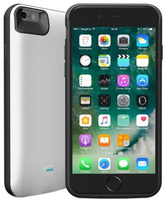 Чехол-аккумулятор Deppa NRG Case для iPhone 6S Plus iPhone 6 белый чехол аккумулятор deppa nrg case для iphone 6s plus iphone 6 белый