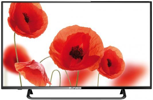 Телевизор Telefunken TF-LED43S59T2 черный