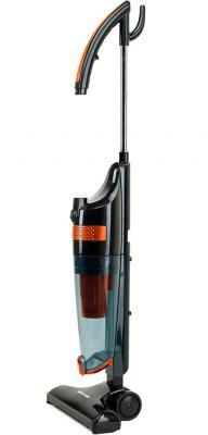 Пылесос KITFORT KT-525-1 сухая уборка оранжевый чёрный