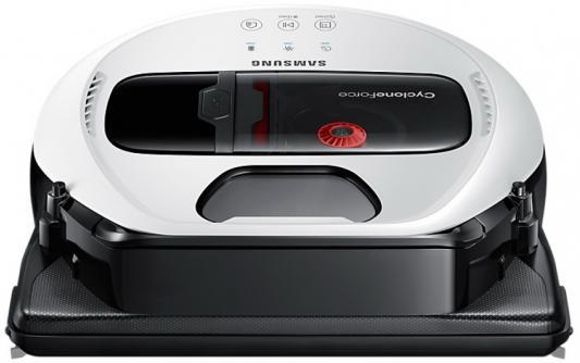 Робот-пылесос Samsung VR10M7010UW сухая уборка белый чёрный робот пылесос samsung vr10m7010uw