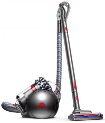 Пылесос Dyson Cinetic Big Ball Animal Pro сухая уборка серый красный