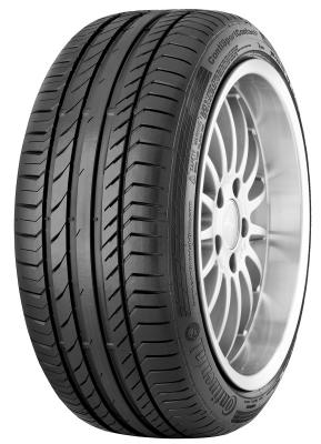 Шина Continental ContiSportContact 5 FR 225/45 R17 91W шина continental contisportcontact 5 mo tl 225 50 r17 94w