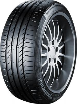 Шина Continental ContiSportContact 5 SUV 255/55 R18 109H шина continental contisportcontact 5 245 50 r18 100y