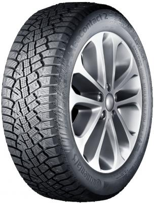 Шина Continental IceContact 2 SUV 255/50 R19 107T