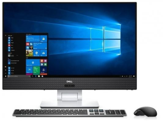 Моноблок 23.8 DELL Inspiron 5475 1920 x 1080 Touch screen AMD A10-9700E 8Gb 1Tb Radeon RX 560 4096 Мб Windows 10 Home белый 5475-3495 dell inspiron 545 560 dt heatsink