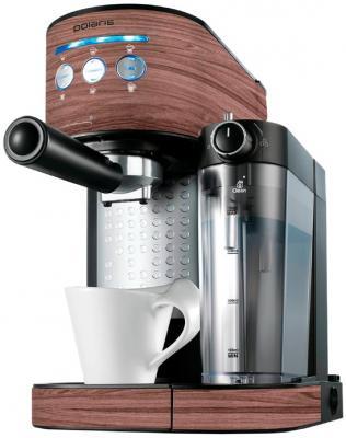 Кофеварка Polaris PCM 1523E бордовый кофеварка polaris pcm 0210 черный салатовый