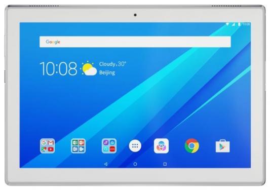 "Планшет Lenovo Tab 4 TB-X304L 10.1"" 16Gb белый Wi-Fi 3G LTE Bluetooth Android ZA2K0082RU"