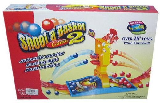 Настольная игра Shantou Gepai баскетбол 21788