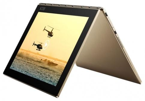 Планшет Lenovo Yoga Book YB1-X90F 10.1 64Gb Gold Wi-Fi Bluetooth Android ZA0V0085RU lenovo pink 64gb