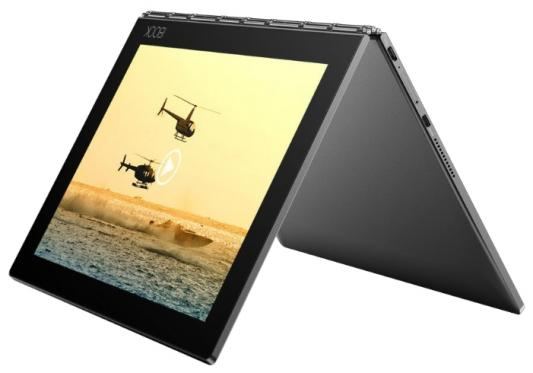 Планшет Lenovo Yoga Book YB1-X90F 6 10.1 64Gb черный Wi-Fi Bluetooth Android ZA0V0238RU