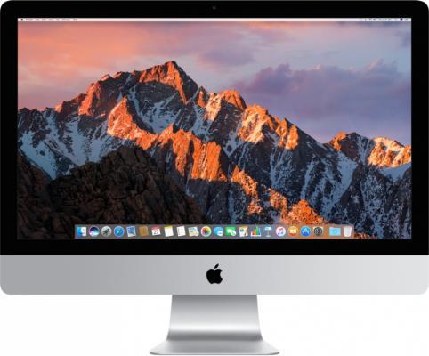 Моноблок 27 Apple iMac 5120 x 2880 Intel Core i5-7500 8Gb SSD 1024 AMD Radeon Pro 570 4096 Мб macOS серебристый Z0TP0018J, Z0TP/12 apple imac 21 5