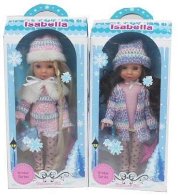 Кукла Shantou Gepai Изабелла 226447 25 см в ассортименте У19272332