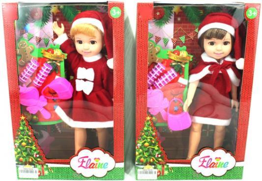 Кукла Shantou Gepai Джемми-Снегурочка 32 см в ассортименте Y20058016 цена