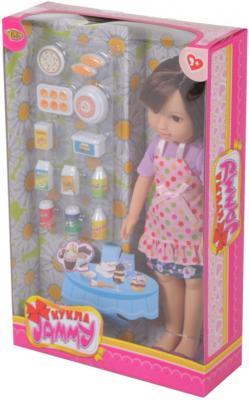 Кукла Shantou Gepai Джемми Хозяюшка 32 см в ассортименте кукла shantou gepai лиза с аксессуарами 32 см в ассортименте