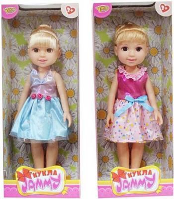 Кукла Shantou Gepai Джемми Летнее настроение 32 см в ассортименте кукла shantou gepai лиза с аксессуарами 32 см в ассортименте