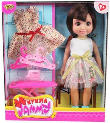 Кукла Shantou Gepai Джемми - Модница 25 см M6634 funville кукла sparkle girlz модница цвет наряда красный синий