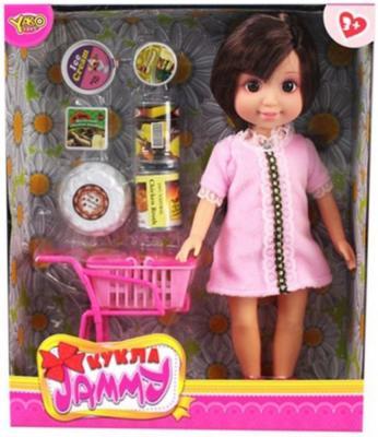 Кукла Shantou Gepai Джемми с аксессуарами - Магазин 25 см M6636 кукла shantou gepai лиза с аксессуарами 32 см в ассортименте