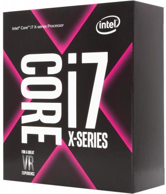 Процессор Intel Core i7-7740X 4.3GHz 8Mb Socket 2066 BOX цена