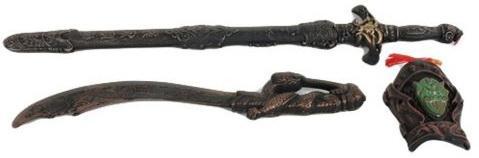 Оружие Shantou Gepai Войн коричневый