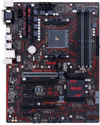 Мат. плата для ПК ASUS PRIME X370-A Socket AM4 AMD X370 4xDDR4 2xPCI-E 16x 2xPCI 2xPCI-E 1x 6xSATAIII ATX Retail 90MB0UN0-M0EAY0