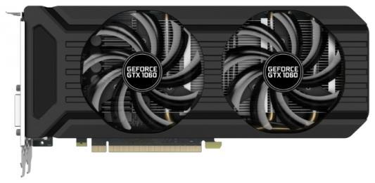 Видеокарта Palit GeForce GTX 1060 NE51060015F9-1061D BULK PCI-E 3072Mb 192 Bit Bulk (NE51060015F9-1061D BULK)