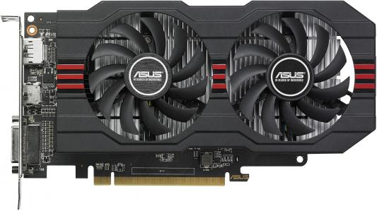 Видеокарта ASUS Radeon RX 560 RX560-4G PCI-E 4096Mb 128 Bit Retail (90YV0AH5-M0NA00)