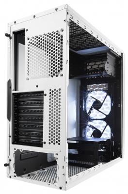 Корпус ATX Fractal Focus G Без БП белый FD-CA-FOCUS-WT-W