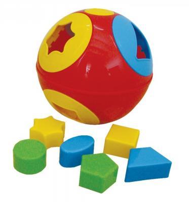Сортер ТЕХНОК Шар 1 сортер технок куб умный малыш супер логика 2650