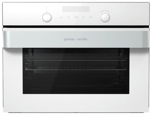 Электрический шкаф Gorenje BCM547ORAW белый мультиварка gorenje mce4w харьков