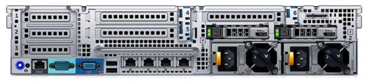 Сервер Dell PowerEdge R730XD 210-ADBC-123