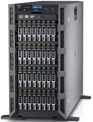 Сервер Dell PowerEdge T630 210-ACWJ-22 сервер dell poweredge r230 210 aexb 050