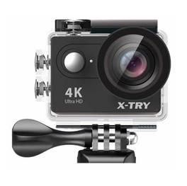 Экшн-камера X-TRY XTC160 черный