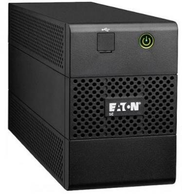 ИБП Eaton 5E 5E650IUSB 650VA Черный ибп cyberpower 650va 360w ut650ei черный