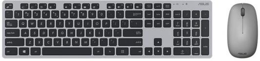 Комплект Asus W5000 серый/черный USB 90XB0430-BKM0J0