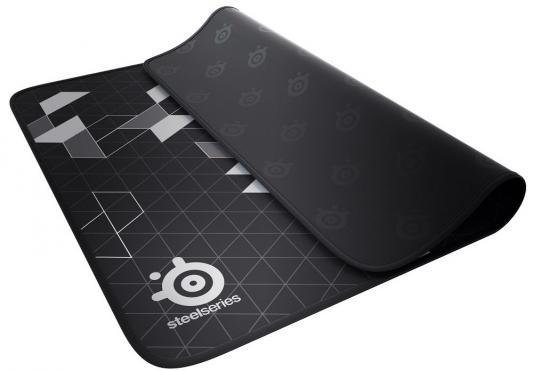 Коврик для мыши Steelseries Limited QcK+ черный/рисунок 63700