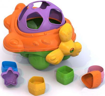 лучшая цена Логическая игрушка Нордпласт Самолет в ассортименте