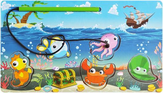Рыбалка магнитная 2 Тимбергрупп