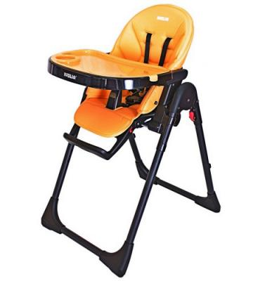 Стульчик для кормпления Ivolia Hope (2 колеса/orange)