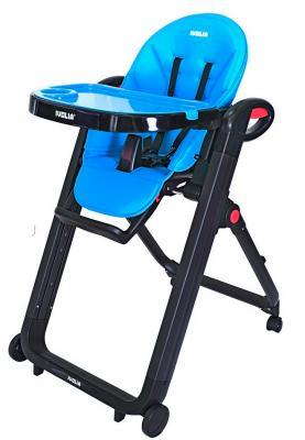 Стульчик для кормпления Ivolia Love (4 колеса/blue) стул ivolia hope 01 green