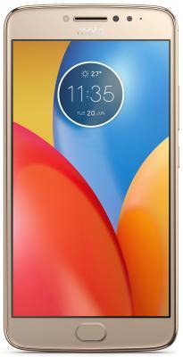 Смартфон Motorola Moto E4 Plus золотистый 5.5 16 Гб LTE Wi-Fi GPS 3G XT1771 PA700073RU смартфон xiaomi mi a1 64gb gold