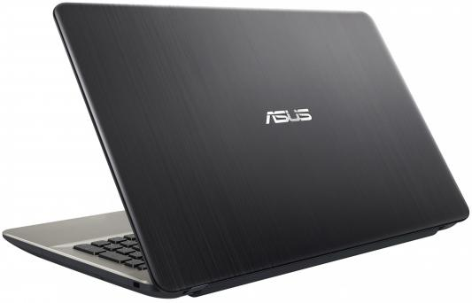 "Ноутбук Asus X541NC-GQ081T Pentium N4200/4Gb/500Gb/nVidia GeForce 810M 2Gb/15.6""/HD (1366x768)/Windows 10/black/WiFi/BT/Cam 90NBOE91-MO1030"