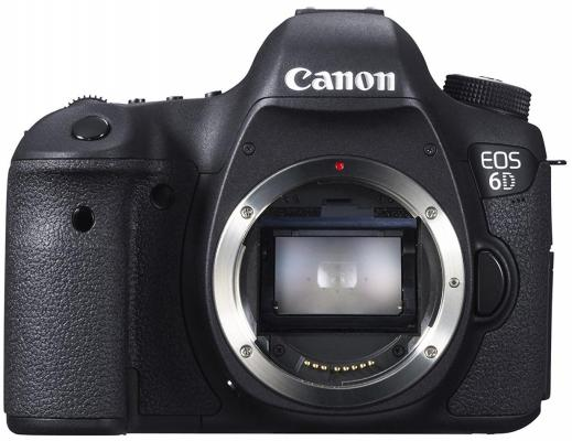 Фотоаппарат Canon EOS M6 24.2Mpix 3 1080p WiFi LP-E17 черный 1724C002