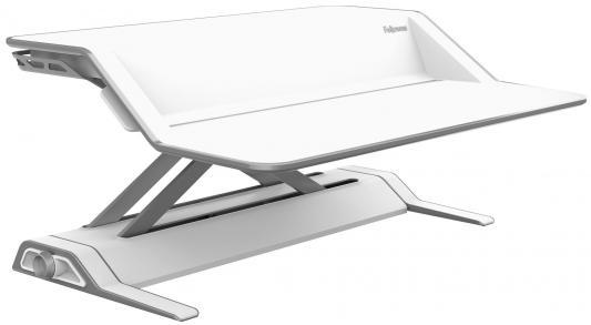 Подставка для монитора Fellowes Lotus Sit-Stand Workstation белый FS-00099 luxury stand flip
