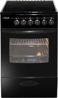 Электрическая плита Лысьва ЭПС 411 МС черный