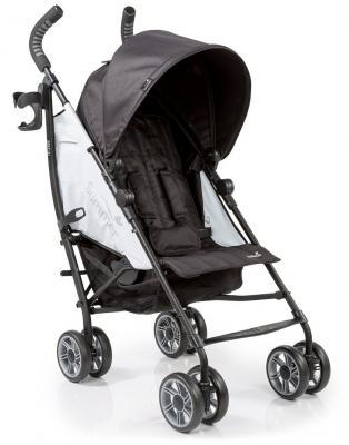 Коляска прогулочная Summer Infant 3D Flip Stroller (black/grey) прогулочная коляска egg stroller quantum grey