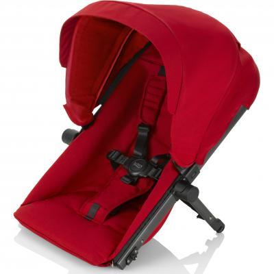 Сиденье для 2-го ребенка Britax B-Ready (flame red)