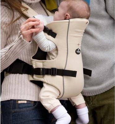 Рюкзак-переноска для детей Clippasafe Carramio (бежевый) clippasafe clippasafe ворота безопасности металлические