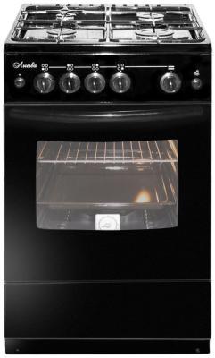 Газовая плита Лысьва ГП 400 М2С-2у черный электрическая плита лысьва эп 301 wh