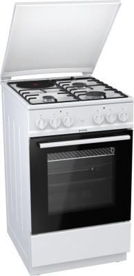 Комбинированная плита Gorenje KN5121WD белый